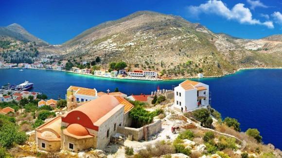 sfondi hd di paesaggio grecia