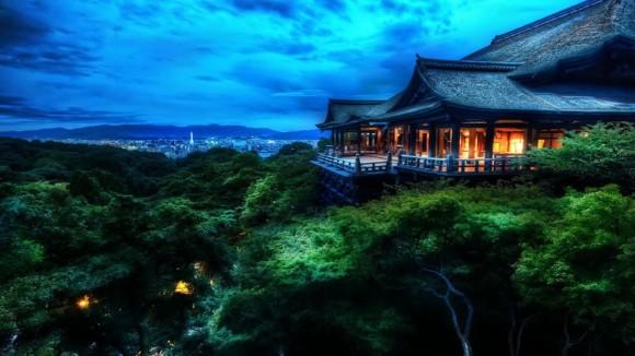 paesaggio orientale